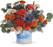 Standout Chic Bouquet Flowers