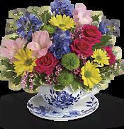 Dutch Garden Bouquet Flowers
