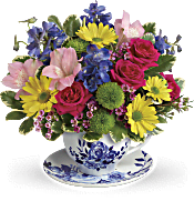 Teleflora's Dutch Garden Bouquet Flowers