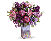 Teleflora's Amethyst Jewel Bouquet, picture