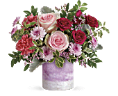 Washed In Pink Bouquet, picture