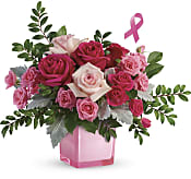 Pink Power Bouquet Flowers