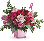 Pink Power Bouquet Flowers