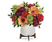 Mid Mod Brights Bouquet, picture