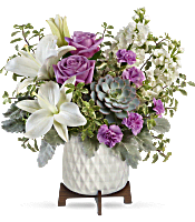 Teleflora's Garden Oasis Bouquet Flowers