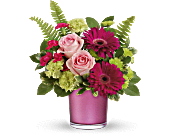 Teleflora's Regal Pink Ruby Bouquet, picture