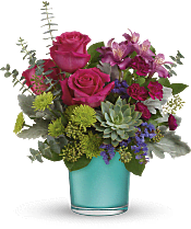 Topaz Wonderland Bouquet Flowers