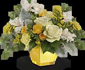 Sweet Sunlight Bouquet Flowers