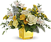 Teleflora's Sweet Sunlight Bouquet Flowers