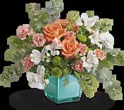 Sunset Splash Bouquet Flowers