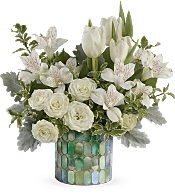 Divine Mosaic Bouquet Flowers