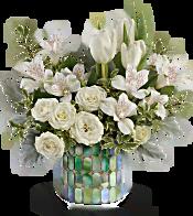 Teleflora's Divine Mosaic Bouquet Flowers