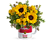 Campbell's Warm Wishes Bouquet by Teleflora, picture