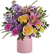 Teleflora's Cheerful Gift Bouquet Flowers