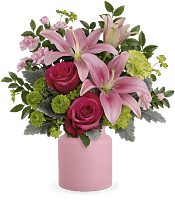 Savannah Blush Bouquet Flowers