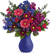 Teleflora's Jewel Tones Bouquet Flowers