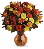 Fabulous Fall Roses Flowers