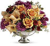 Teleflora's Elegant Traditions Centerpiece Flowers