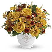Country Splendor Bouquet Flowers