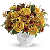 Teleflora's Country Splendor Bouquet Flowers