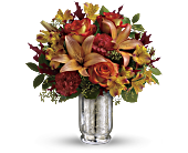 Teleflora's Fall Blush Bouquet, picture