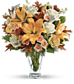 Teleflora's Seasonal Sophistication Bouquet Flowers