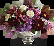 Teleflora's Beautiful Harvest Centerpiece Flowers