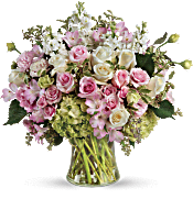 Beautiful Love Bouquet Flowers
