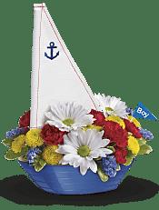 Little Dreamboat Bouquet Flowers
