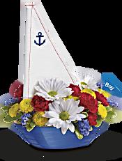 Teleflora's Little Dreamboat Bouquet Flowers
