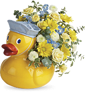 Lucky Ducky Bouquet Flowers
