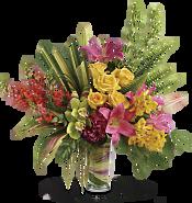 Pretty Paradise Bouquet Flowers