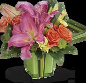 Color Me Cute Bouquet Flowers