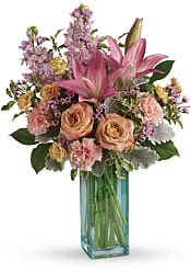 Pretty And Posh Bouquet Flowers