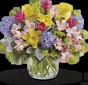 Springtime's Here Bouquet Flowers