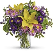 Fresh And Fabulous Bouquet Flowers