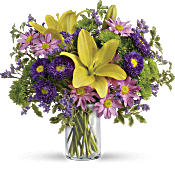 Teleflora's Fresh And Fabulous Bouquet Flowers