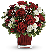 Make Merry by Teleflora DX Flowers