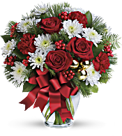 Merry Beautiful Bouquet Flowers