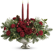 Shining Bright Centerpiece Flowers