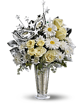 Teleflora S Toast Of The Town Bouquet