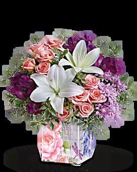 Bouquet Somptueux jardin de Teleflora