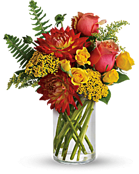Bouquet Oasis en bord de mer