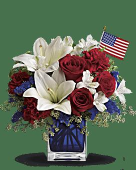 Bouquet Magnifique Amérique de Teleflora