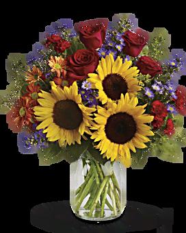 Bouquet Pur bonheur