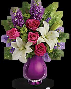 Bouquet Éclat et brillance de Téléflora
