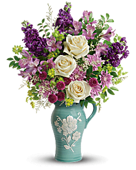 Teleflora's Artisanal Beauty Bouquet Bouquet
