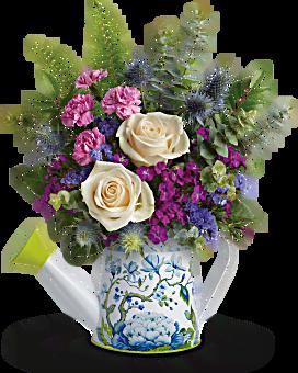 Telefloras Splendid Garden Bouquet Teleflora