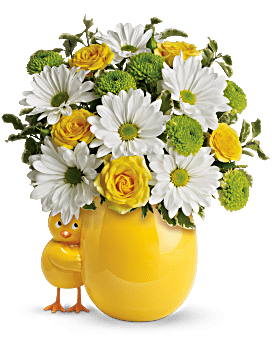 My Little Chickadee by Teleflora Bouquet