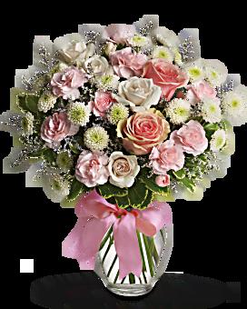 Bouquet Nuage sucré